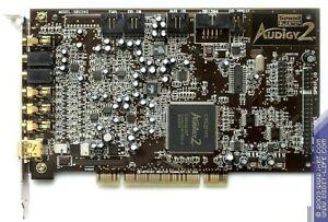 Creative Labs SB0240 Soundblaster Audigy 2 PCI Sound Card