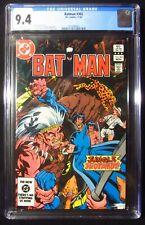 Batman #365 (1982) CGC 9.4