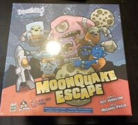 Moonquake Escape  - BRAND NEW Factory Sealed Breaking Games