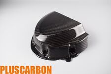 Triumph speed triple 1050 2011-2013 Twill Carbon Fiber Front Sprocket Cover