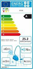 Numatic HVN208-11 Trommelstofzuiger 620W A Zwart, Roze