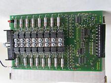 Bachmann électronic Battenfeld carte 16 sorties CA16 UNILOG 4000