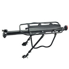 60kg! Disc Brake Bicycle Road Bike Quick Release Alloy Rear Rack Carrier Pannier