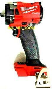 NEW Milwaukee FUEL 2854-20 3/8 M18 Brushless Cordless Impact Wrench 18 Volt 18v