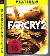 Ps3/Sony PlayStation 3 juego-Far Cry 2 (Platinum) (con embalaje original) (usk18) (PAL)