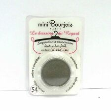 Bourjois mini Le Dressing du Regard Eyeshadow refill for pallets 54 0.05 oz