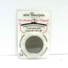 Bourjois mini Le Dressing du Regard Eyeshadow refill for pallets 54 0.05 oz