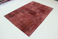 design patchwork Délavé Used Look PERSAN TAPIS tapis d'Orient 3,07 X 2,02