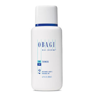 Obagi Medical Nu-Derm Face Toner, Alcohol Free Toner, 6.7 Fl Oz. Pack of 1