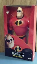 Disney Pixar -Incredibles 2 - Mr. Incredible- Action Figure -12 Inch-New in Box