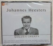NEU 3 CD Set Johannes Heesters Golden Greats Hits Schlager Oldies Musik