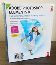 Adobe Photoshop Elements 8 (PC) w/ Elements 2.0 Guide