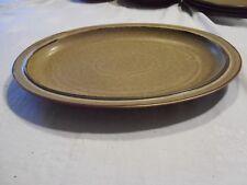 PLATTE oval, 36 cm, Langenthal Suisse Amphora Porzellan,. Typ SAVANNAH