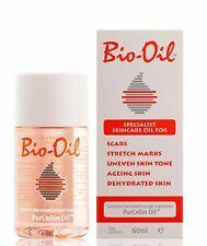 Bio-Oil Skincare for Stretch Mark Scars Uneven Skin Tone Aging Skin 60ml FShip R