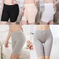 Women Girls Lace Elastic Safety Shorts Seamless Underpants Leggings Underwear