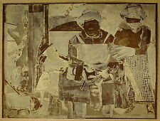 Romare Bearden  The Family  Original Signed #3 Key Plate Etching Aquatint 1975