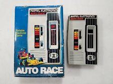 Vintage 1976 Mattel Electronics Auto Race Portable Handheld Game