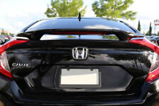 HONDA CIVIC SEDAN SPOILER FACTORY STYLE PAINTED Lifetime Warranty! ALL COLORS