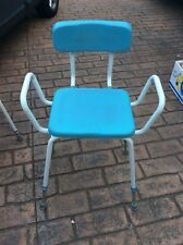 Mobility Perching Shower , Bathroom Chair , Adjustable Height