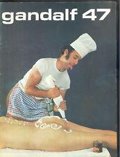 Gandalf n°47 Alternative culture magazine Underground