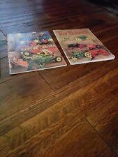 set of 4 toy farmer magazines