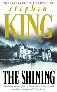 The Shining by King, Stephen Paperback Book The Cheap Fast Free Post