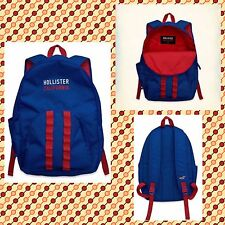 Hollister Backpack Blue New with tags