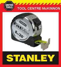 STANLEY FAT MAX 33-893 XTREME 8m / 26ft METRIC & IMPERIAL TAPE MEASURE