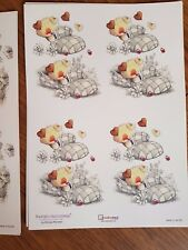 Redhotbed decoupage designs - really cute!