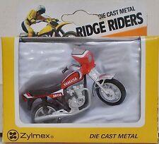 Zylmex - Ridge Riders Yamaha Seca bike - Diecast Metal, With Some Plastic Parts.