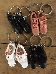 Job Lot 4 X Pairs Of 3D Trainers Nike, Jordan