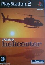 RADIO HELICOPTER per Playstation 2 - PS2 nuovo, in italiano