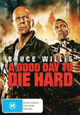 A Good Day To Die Hard  - DVD - NEW Region 4