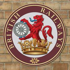 British Rail (1948-1997) Railwayana Plates & Signs