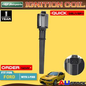 For Ford Falcon BA BF FG XR8 Mustang Cobra GT V8 4.6 5.4L 32V Ignition Coil