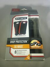 New BALLISTIC HTC One 2 SGMaxx Case (Black/Red)