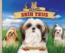 Shaggy Shih Tzus (Dog Daze)-ExLibrary