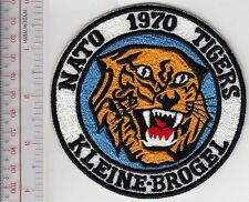 Belgium Air Force NATO Tiger Meet 1970 31st Tiger Squadron Kleine Brogel, Belgiu