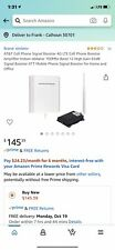 At&t cell phone signal booster Amplifier Indoor