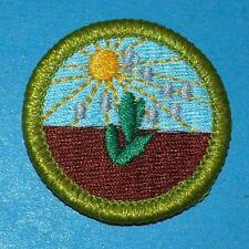 PLANT SCIENCE TYPE J MERIT BADGE    -  BOY SCOUTS    6314