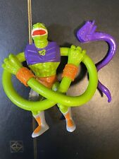 Vintage He Man Action Figure SSSqueeze MOTU 86 Exc Cond Masters Of The Universe