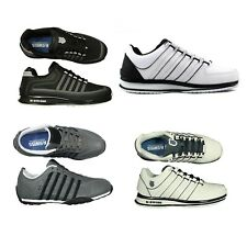 K Swiss Mens Trainers Casual Low Top Sports Sneakers Lace Up Shoes