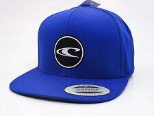 O'Neill Men's Snapback Hat/Cap OSFA Blue