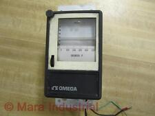 Omega RD255J-500F Thermocouple Recorder - Used