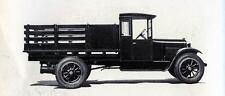 1925 Graham Brothers 1 & 1/2 Ton Stake Truck Factory Photo ua1792-UIVERU