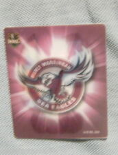 #D533. NRL 2011 RUGBY LEAGUE TAZO #44  MANLY SEA EAGLES  LOGO / EMBLEM