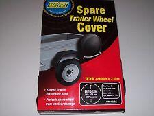 "Spare trailer wheel cover for 20"" diameter wheel 10"" rim Daxara/ Erde/ Maypole"