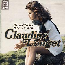 NEW Hello Hello: the Best of Claudine Longet (Audio CD)