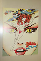 STERN Galaxy pinball flyer brochure pamphlet BRAND NEW. Year 1980.