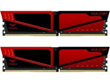 Team T-Force Vulcan 16GB (2 x 8GB) 288-Pin DDR4 SDRAM DDR4 2400 (PC4 19200) Desk